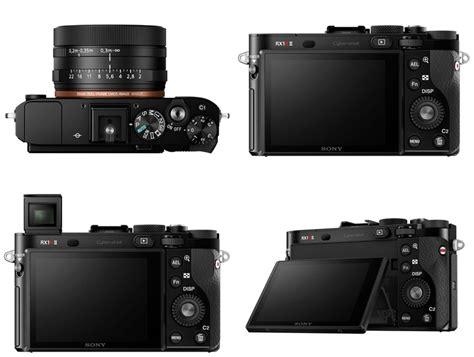 Sony Mba Internship by Sony Rx1r Ii Capteur Plein Format Bsi De 42 4 Mp 35 Mm