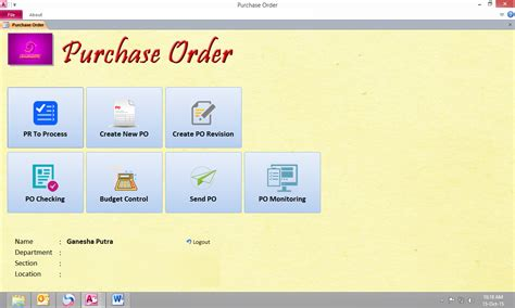 dcounrydesoftschoolear30 aplikasi database gudang sistem aplikasi purchase warehouse contoh aplikasi