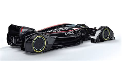 mclaren f1 concept mclaren mp4 x detailed fascinating 2025 f1 car prototype