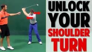 shoulder turn in golf swing free video series top speed golf