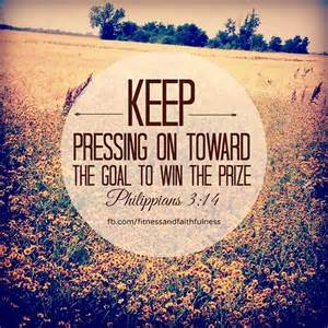 Press On Wallpaper Quot I Press On Toward The Goal To Win The Prize For Which God