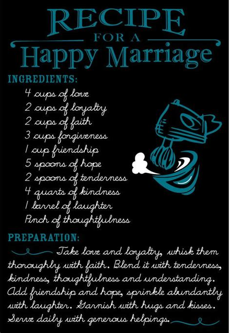 marriage recipe quotes for a 25 best ideas about marriage poems on best