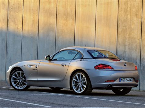 2009 bmw z4 bmw convertible coupe review automobile