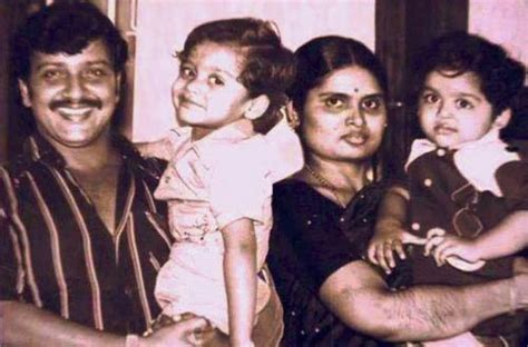 actor karthik brother ganesh surya karthi s childhood pic