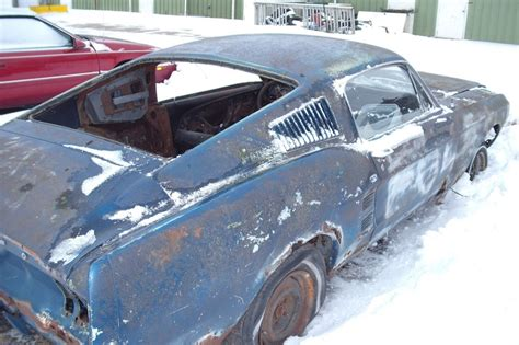 1967 fastback mustang project for sale 1967 ford mustang fastback project car for sale