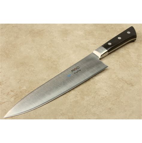 mac 8 quot chef s knife mac professional mighty chef s knife 8 1 2 quot