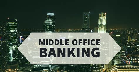 Middle Office by Jobseeker S Guide Middle Office Banking