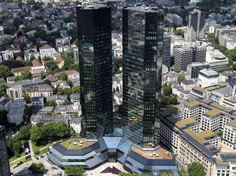 sparen deutsche bank folgen der finanzkrise commerzbank muss sparen deutsche