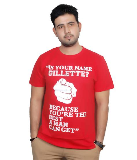 Buy A Rnd T Shirt To Support Comic Relief by Equality Cotton Neck Half Sleeve Comic T Shirt