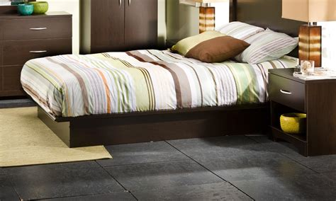 bed bay south shore back bay queen platform bed 60 quot by oj commerce 3159233 156 18
