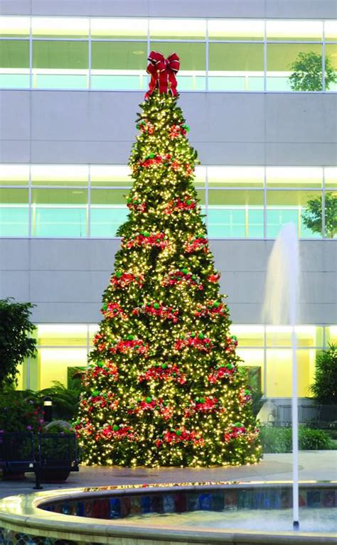 bow tree topper commercial christmas supply