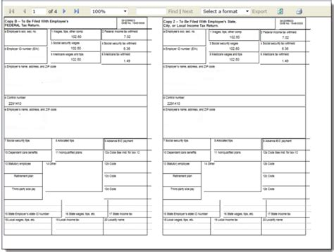 w2 template 2013 printable w2 forms my