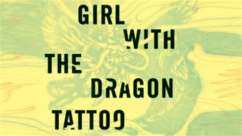 the girl with the dragon tattoo books 10 books to read if you the with the