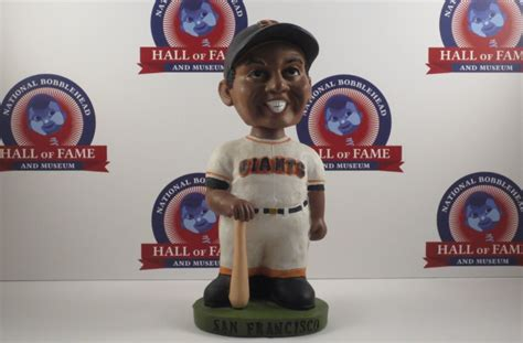Giants Giveaway - willie mays 1999 giants giveaway