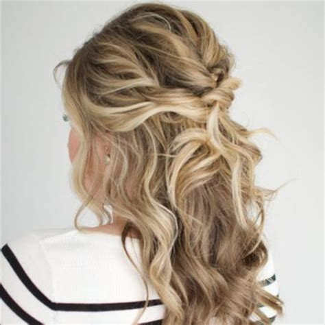 our favorite prom hairstyles for medium length hair | more.com