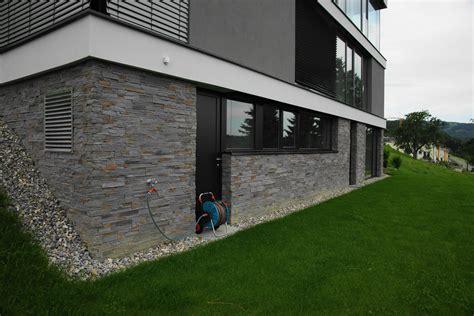 moderne hausfassaden moderne steinfassaden stonesnews