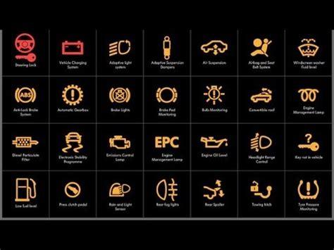 volvo s70 dashboard warning lights & symbols   doovi