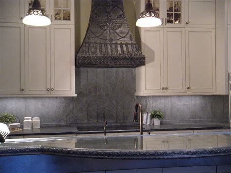 Pewter Countertops Cost by Cast Pewter Kitchen Island On Zinc Riser Princeton