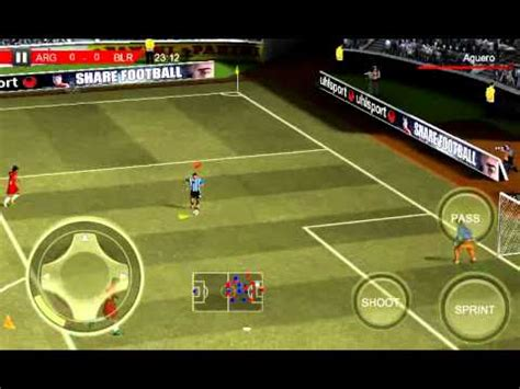 real football 2012 (rf12) hd *1080p* gameplay iphone 4 | doovi
