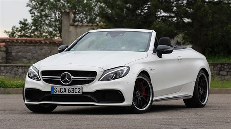 Review: 2017 Mercedes AMG C63 S Cabriolet
