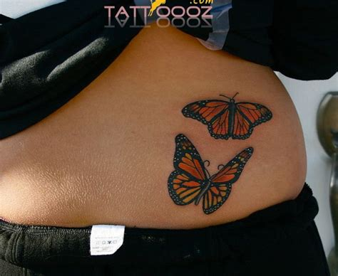 butterfly tattoo placement meaning monarch butterfly tattoo design meaning pictures monarch