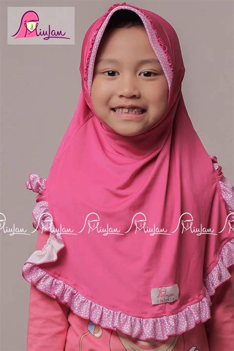 Miulan Dress Kaefy Anak mey anak shocking pink miulan boutique