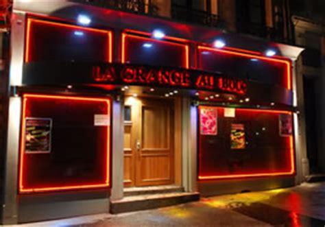 Boite De Nuit La Grange by Discoth 232 Que La Grange Au Bouc 224 Lyon Le Club Des Plus De