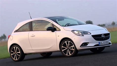 opel white 2015 white opel corsa exterior topcar reviews