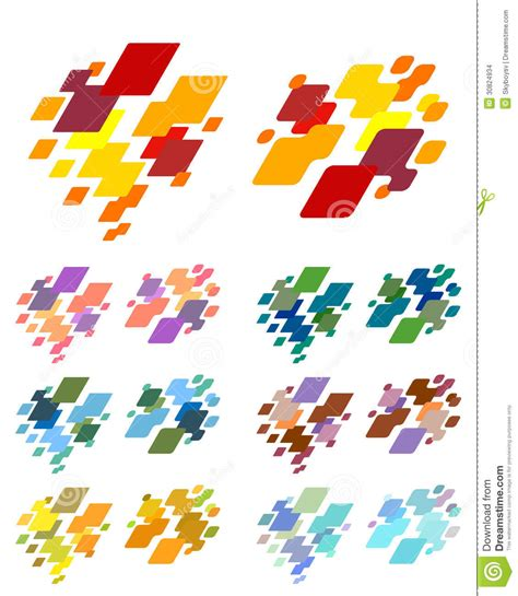 typing pattern project abstract design block background element stock images image