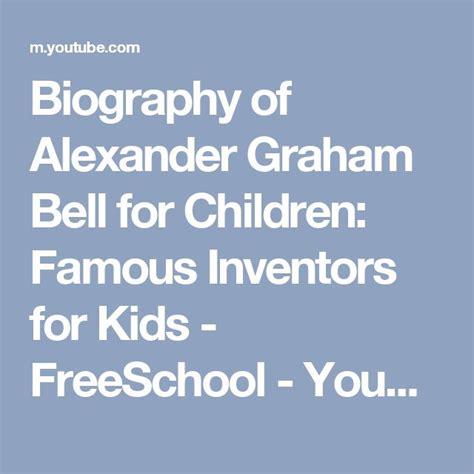 alexander graham bell biography for students les 25 meilleures id 233 es de la cat 233 gorie alexander graham