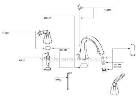 faucet aerator diagram faucet aerator parts diagram motor moen faucet repair