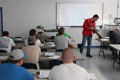 gunsmithing student photos colorado school of trades