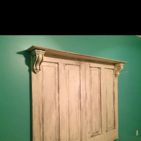 making headboards from old doors headboard made from old doors alex pinterest