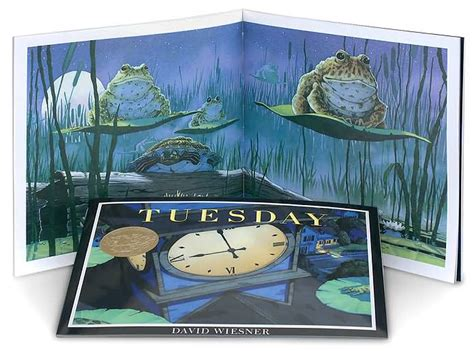 tuesday wordless picture book tuesday by david wiesner 171 legbourne east wold primary