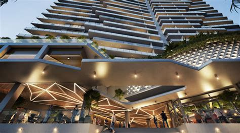 Apartment Plans For Canning Bridge Construction Starts On 90m Cirque Apartments Business News