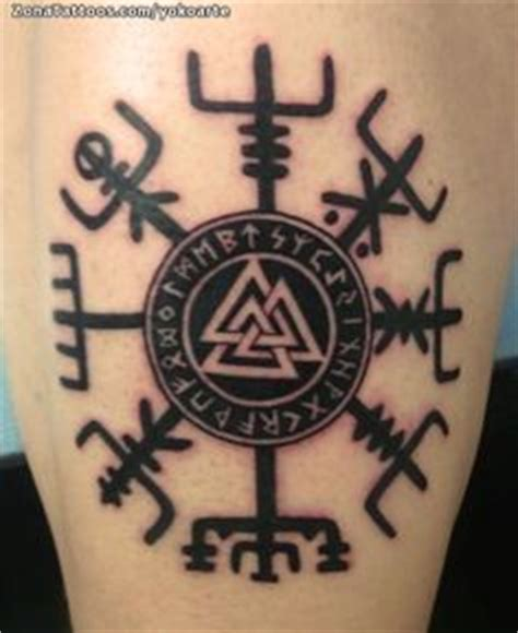 tattoo mba mp3 vegvisir and aegishjalmur incorporate white ink versions