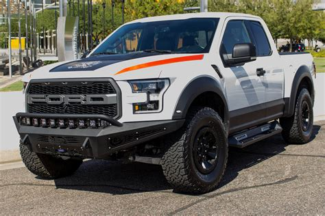 Ford F Series by Ford F Series Honeybadger Side Steps 2 Dr