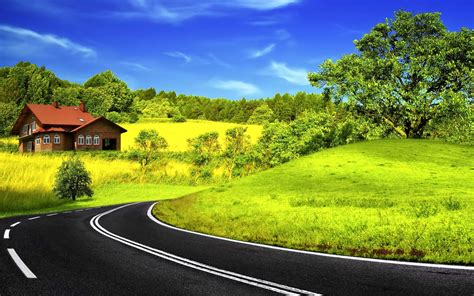 beautiful road wallpapers best wallpapers