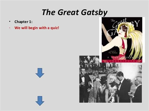the great gatsby chapters 8 and 9 the great gatsby chapter 1