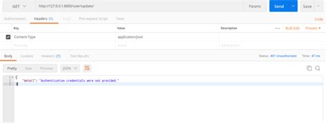 django jwt tutorial jwt authentication in django