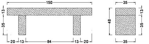 dimensioni panchine panchine in pietra leccese