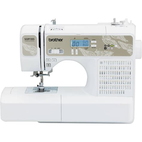 Quilting With A Sewing Machine by 9 Best Sewing Machines 2018 Reviews Of Quilting Sewing