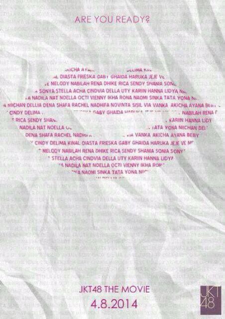 rumah kentang rilis poster teaser kapanlagi com beredar poster fan made jkt48 the movie kapanlagi com