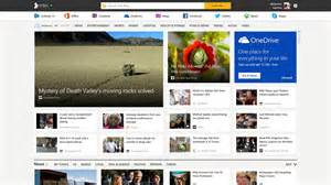 msn home page msn portal revamed mobile apps to be rebranded msn