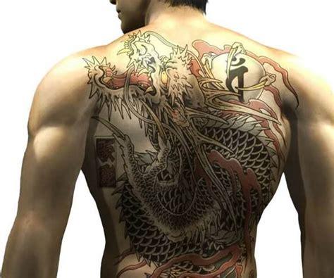 yakuza tattoo review sega want to ink you yakuza 3 style 171 player attack