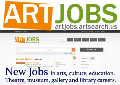 design management jobs in usa us art careers and employment opportunities art jobs europe