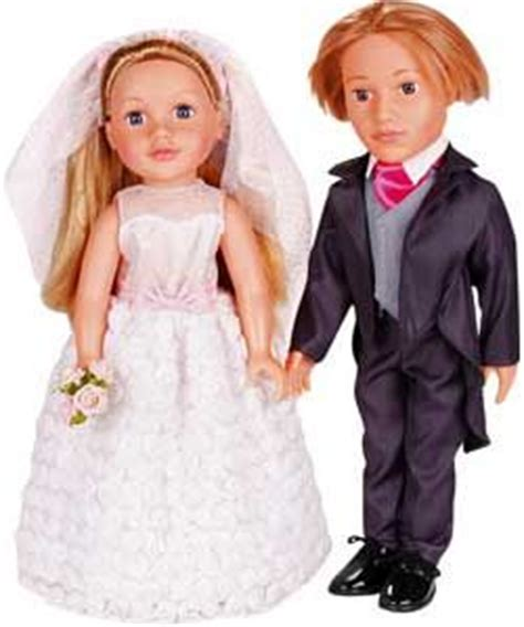 design a friend doll violet chad valley design a friend wedding dress outfit chad