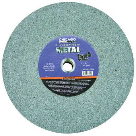 bench grinding wheels for sharpening 8 in general purpose bench grinding wheel