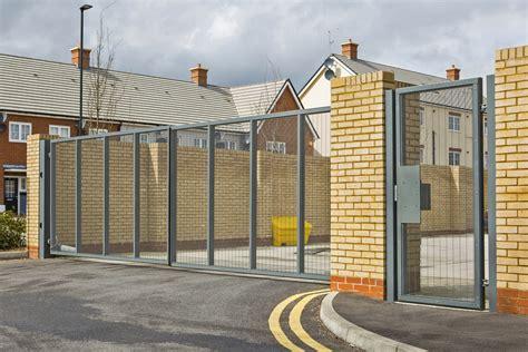 industrial swing gate gallery berkshire gates