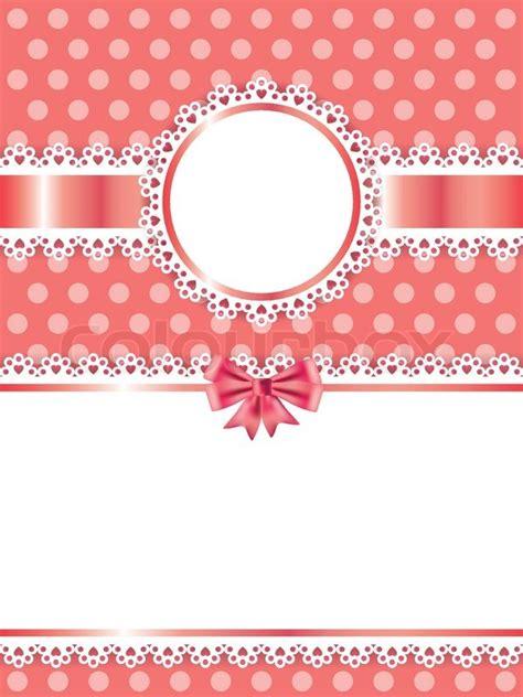 Pita Single Headband Baby Pink T2909 1 children pink frame vector background stock vector colourbox